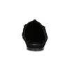Kožené dámské nazouváky s krystaly Preciosa bata, černá, 523-6264 - 15