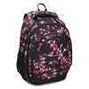 Školní batoh s puntíky bagmaster, růžová, 969-5719 - 13