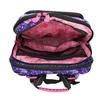 Školní aktovka s koňmi bagmaster, růžová, 969-9726 - 15