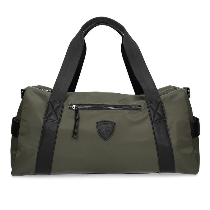 Cestovní khaki taška atletico, zelená, 969-7690 - 26