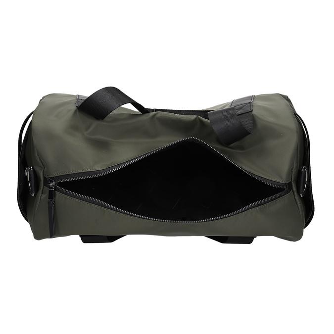 Cestovní khaki taška atletico, zelená, 969-7690 - 15
