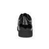 Dámské prošívané tenisky černé bata-light, černá, 541-6603 - 15