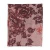 Dámský šátek starorůžový bata, růžová, 909-5693 - 26