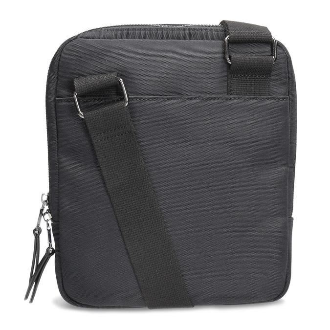 Pánská černá taška crossbody bata, černá, 969-6692 - 16