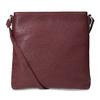 Vínová dámská crossbody kabelka gabor-bags, červená, 961-5023 - 16