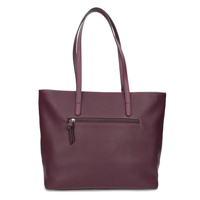 Vínová kabelka shopper bag gabor-bags, červená, 961-5060 - 16