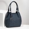 Tmavě modrá dámská kabelka gabor-bags, fialová, 961-9024 - 17