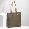 Khaki dámská kabelka gabor-bags, zelená, 961-7049 - 17