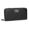 Černá dámská peněženka na zip bata, černá, 941-6223 - 13