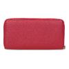 Červená dámská peněženka na zip bata, červená, 941-5223 - 16