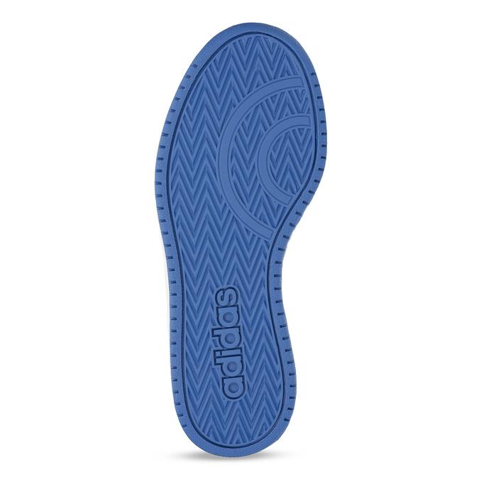 Šedé dětské ležérní tenisky adidas, šedá, 401-2337 - 18