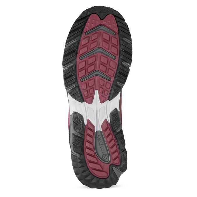 Dámské růžové sportovní tenisky power, růžová, 500-0102 - 18
