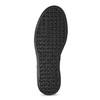 Kotníčková kožená dámská Chelsea obuv bata, černá, 596-6713 - 18