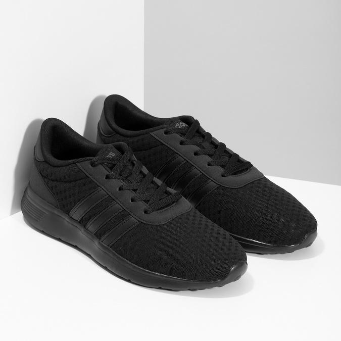 Pánské sportovní tenisky černé adidas, černá, 809-6198 - 26