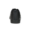 Černé pásnké tenisky s rovnou podešví adidas, černá, 801-6236 - 15
