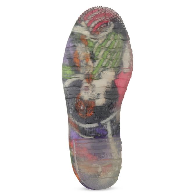 Dámské holínky komixové bata, vícebarevné, 592-0606 - 18