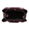 Dámská kabelka ve stylu Bucket bata, červená, 961-5890 - 15