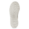 Kotníčková dětská obuv se zateplením mini-b, žlutá, 491-8652 - 18