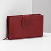 Dámská kožená peněženka bata, červená, 944-5155 - 17