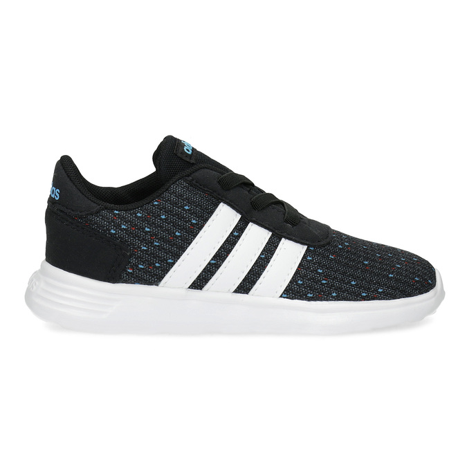 Dětské sportovní tenisky černo-modré adidas, černá, 109-6200 - 19