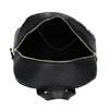 Městský batůžek s perličkami bata, černá, 961-6906 - 15