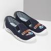 Dětská domácí obuv s motivem rakety mini-b, modrá, 379-9219 - 26