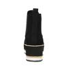Dámská Chelsea obuv na flatformě bata, černá, 699-6638 - 15
