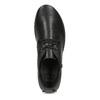 Kožená dámská kotníčková obuv comfit, černá, 594-6707 - 17