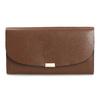 Dámská kožená peněženka hnědá bata, hnědá, 944-3228 - 26