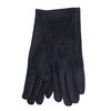 Tmavě modré rukavice s kamínky bata, modrá, 909-9692 - 13