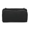 Dámská prostorná černá peněženka bata, černá, 941-6616 - 26