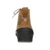 Pánská kožená kotníková obuv sorel, hnědá, 826-3025 - 15