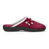 Dámské zateplené nazouváky červené bata, červená, 579-5632 - 19