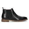 Černá pánská Chelsea obuv bata-red-label, černá, 821-6611 - 19