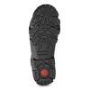 Pánská kožená outdoor obuv weinbrenner, černá, 896-6706 - 18