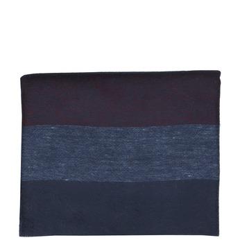 Pánský modrý šátek bata, modrá, 909-9695 - 13