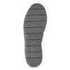 Kotníčkové pánské tenisky se zipem north-star, černá, 841-6619 - 18