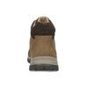 Kožená kotníčková obuv zimní camel-active, hnědá, 896-4017 - 15