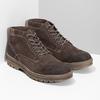 Pánská kožená kotníčková obuv weinbrenner, hnědá, 896-4108 - 26