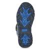 Dětská zimní obuv na suché zipy mini-b, modrá, 491-9653 - 18