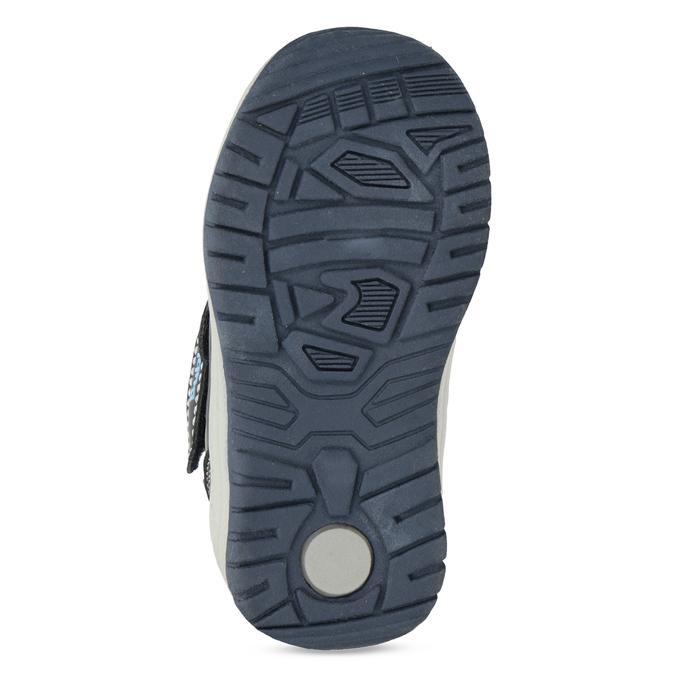 Dětské zimní boty s kožíškem bubblegummers, modrá, 199-9602 - 18