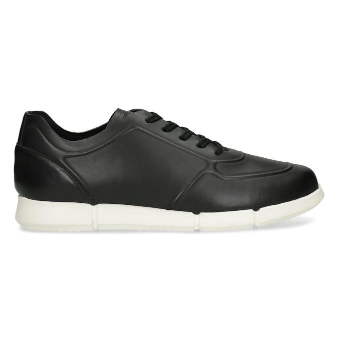 Černé pánské ležérní tenisky bata-b-flex, černá, 841-6569 - 19