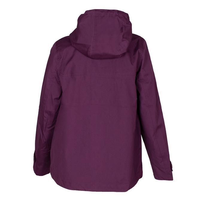 Fialová dámská bunda s kapucí joules, fialová, 979-5016 - 26