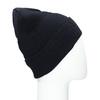 Pletená čepice s ohrnutým lemem bata, vícebarevné, 909-0490 - 26