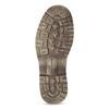 Hnědá kožená pánská zimní obuv weinbrenner, hnědá, 896-4693 - 18