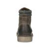 Hnědá kožená pánská zimní obuv weinbrenner, hnědá, 896-4693 - 15