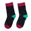 Unisex ponožky s vánočními motivy bata, černá, 919-9775 - 26
