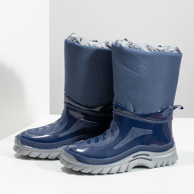 Modré sněhule mini-b, modrá, 392-9301 - 16