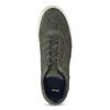 Kožené khaki pánské tenisky bata, zelená, 846-7735 - 17