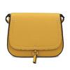 Žlutá crossbody kabelka, žlutá, 961-8955 - 26